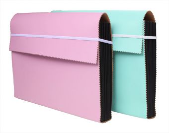 Concertina Folder At Undercover Online Colourful And