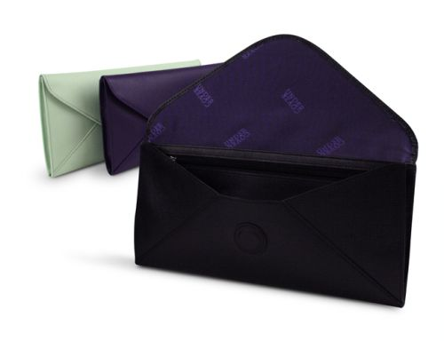 Leather Travel Envelope At Undercover Online Colourful