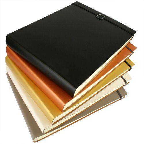 Large Personalised Leather Photo Album Undercover Uk