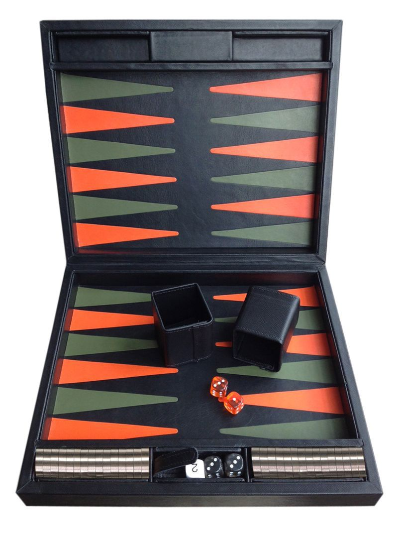Luxury Leather Backgammon Board The Perfect Gift For Him